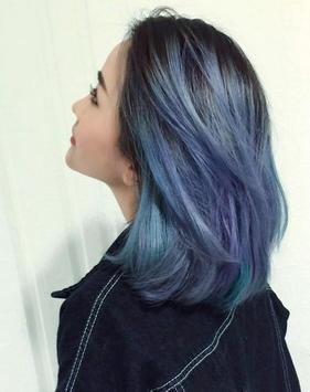 Hair Color Ideas for Girls screenshot 5