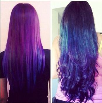 Hair Color Ideas for Girls screenshot 3