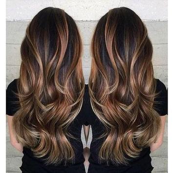 Hair Colour Ideas poster