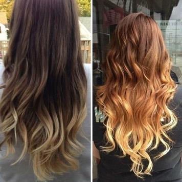 Hair Colour Ideas screenshot 1