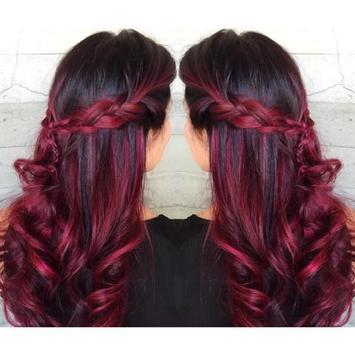Hair Colour Ideas screenshot 7