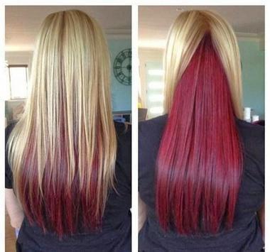 Hair Colour Ideas screenshot 6