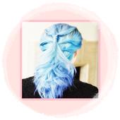 Hair Dye Ideas icon