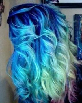 Hair Dye Ideas poster