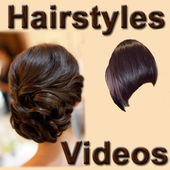 Hair Style Making Videos icon