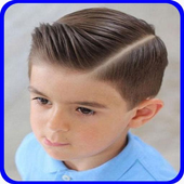 Hair Style Baby Boy icon