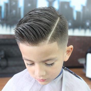 gaya rambut anak laki laki apk screenshot
