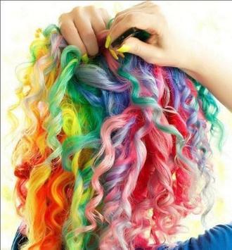 Hair color screenshot 5