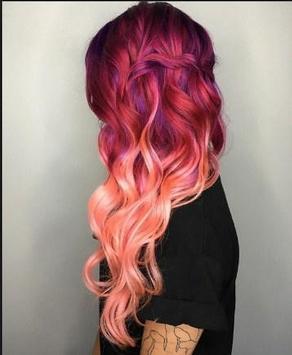 Hair color screenshot 6