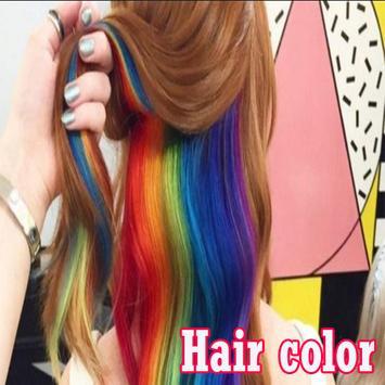 Hair color screenshot 9