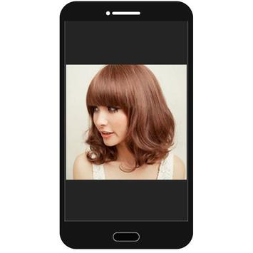 Hair colour fashionable apk screenshot