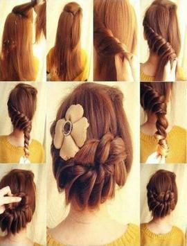 Hairstyle Tutorials screenshot 4