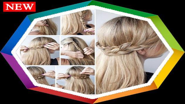 Hairstyle Tutorials screenshot 6