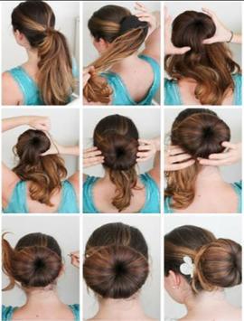 Hairstyle Tutorials screenshot 2