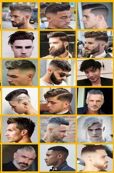 Hairstyle men screenshot 4