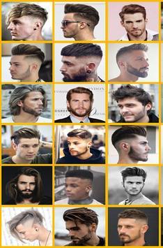 Hairstyle men screenshot 6