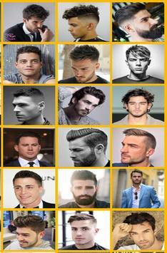 Hairstyle men screenshot 11