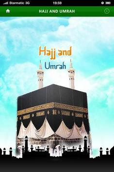 Hajj and Umrah Guide poster