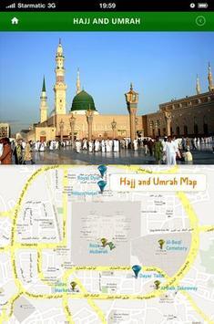 Hajj and Umrah Guide apk screenshot