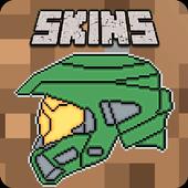 Halo Skins for MCPE icon