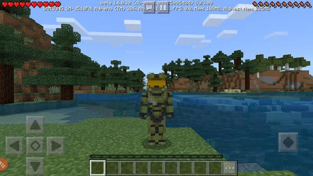Halo Skins for MCPE poster