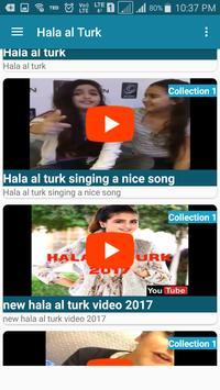 حلا الترك أشرطة الفيديو apk screenshot