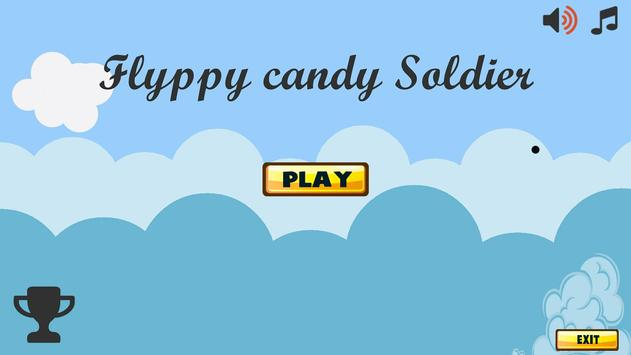 Flyppy Candy Soldier apk screenshot