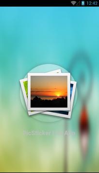 Picsticker Lite App apk screenshot