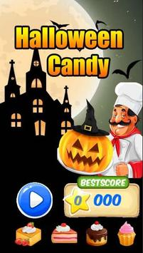 Halloween - Candy Mania Mad poster