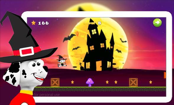 Halloween Paw Puppy Patrol apk screenshot