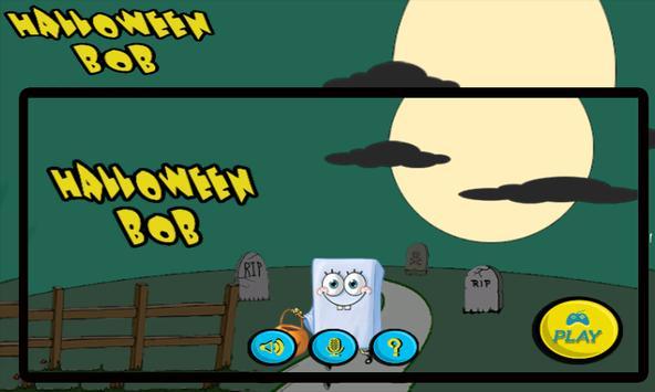 halloween bob poster