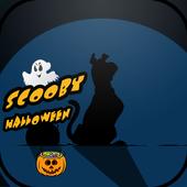 Scooby Halloween doo run icon