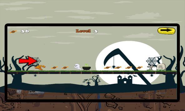 Scooby Halloween doo run apk screenshot