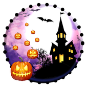 Halloween 2018 Live Wallpaper icon