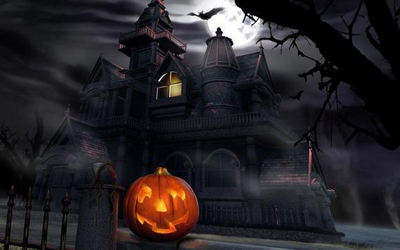 Halloween 2017 Live Wallpaper apk screenshot