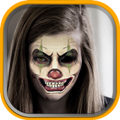 Halloween Makeup Salon Games icon