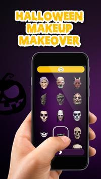Halloween Makeup Salon Games poster