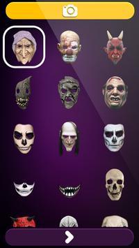 Halloween Makeup Salon Games apk screenshot