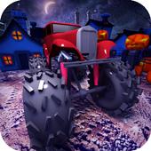Halloween Monster Truck icon
