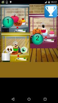 Halloween claw machine game apk screenshot