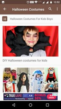 Halloween Costumes screenshot 3