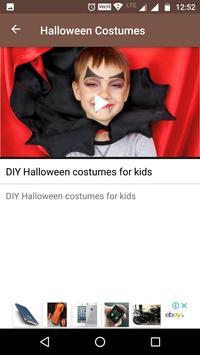 Halloween Costumes screenshot 4