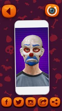 Halloween Face Editor apk screenshot