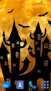 Halloween Live Wallpaper screenshot 2