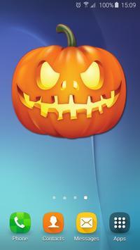 Halloween Live Widget poster