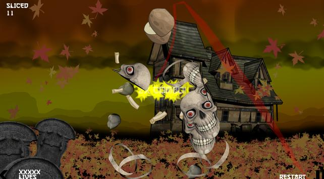 Halloween Ninja apk screenshot