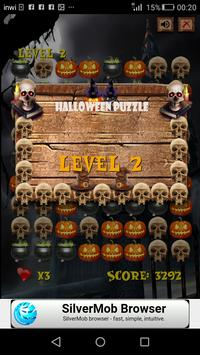 Halloween Puzzle apk screenshot