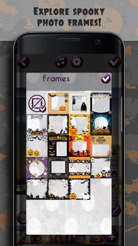 Halloween Photo Video Maker With Music screenshot 4