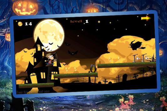 Scary halloween night apk screenshot