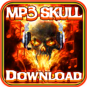 Mp3 Skull Downloader Music icon